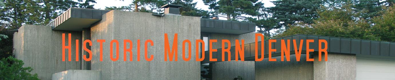 Historic Modern Denver