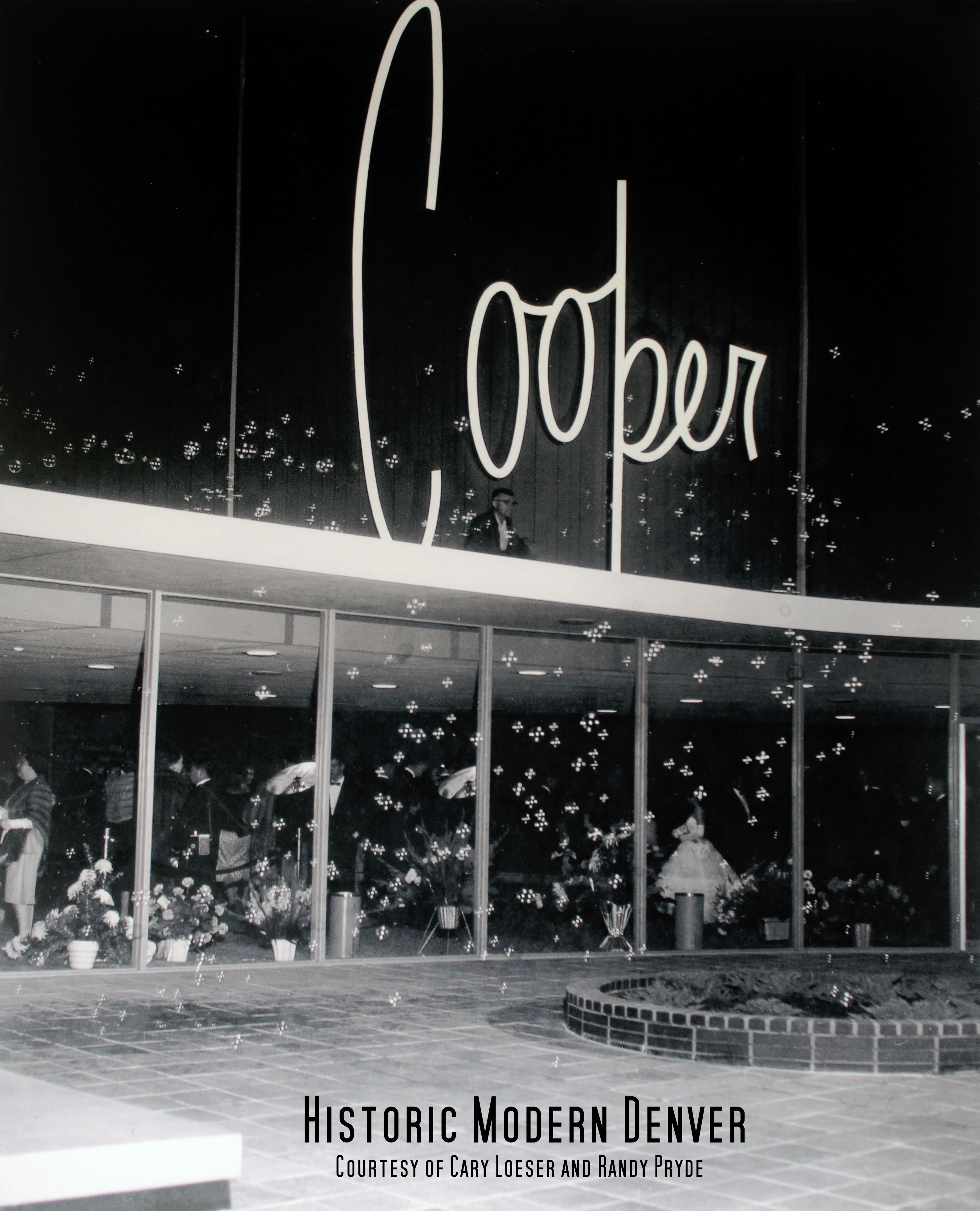 The cooper theatre of tomorrow historic modern denver for our premiere story on this historic modern denver website we are focusing on denver architect richard crowther crowther made enormous contributions to malvernweather Image collections