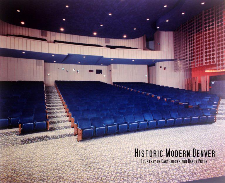 The Cooper Theatre Of Tomorrow Historic Modern Denver