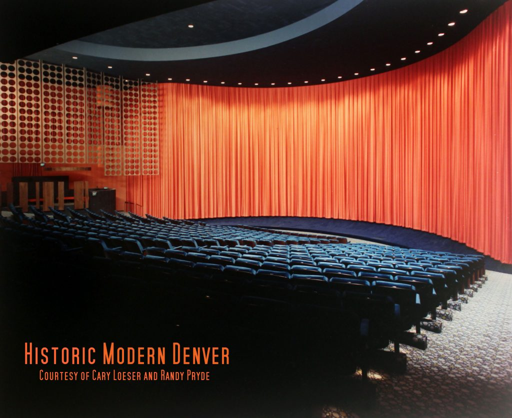 The Cooper, Theatre of Tomorrow - Historic Modern Denver