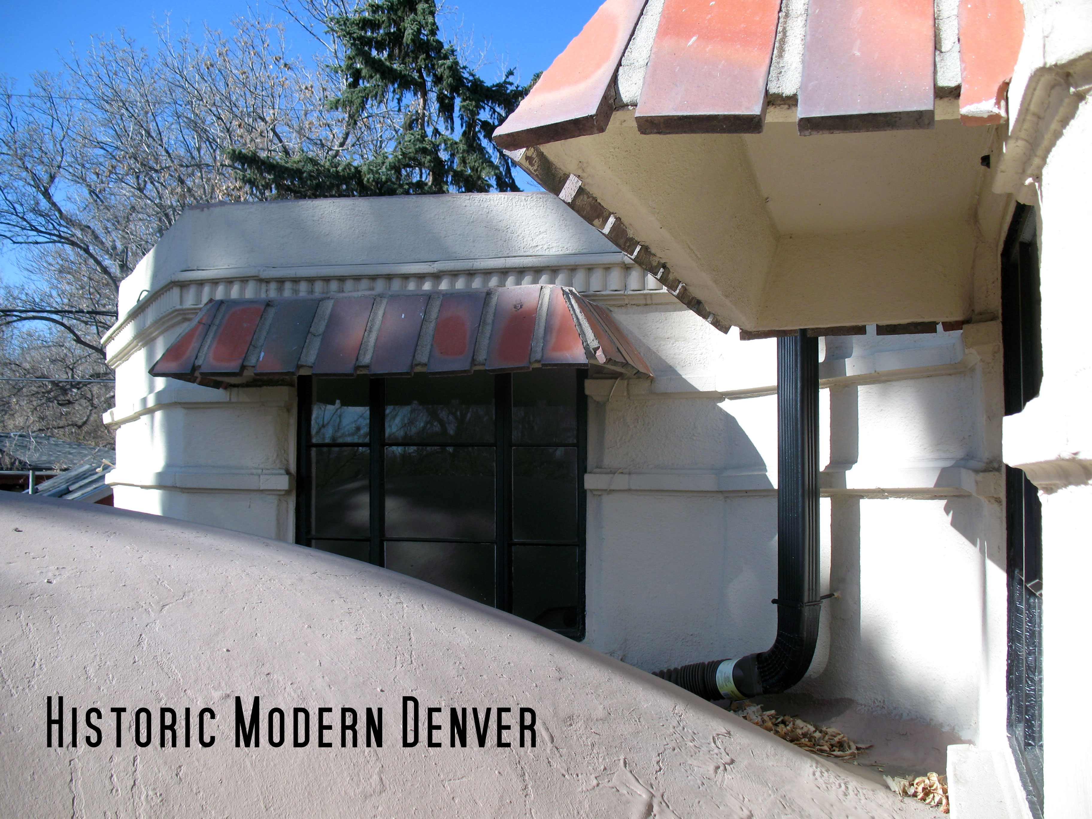 The Sherman House by Eugene Groves (1935) - Historic Modern